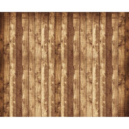 Click Props Backdrops Wood Plank Backdrop (8 x 9.8')