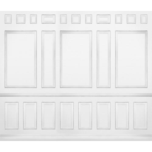 Click Props Backdrops Panels White Backdrop (8 x 9.8')