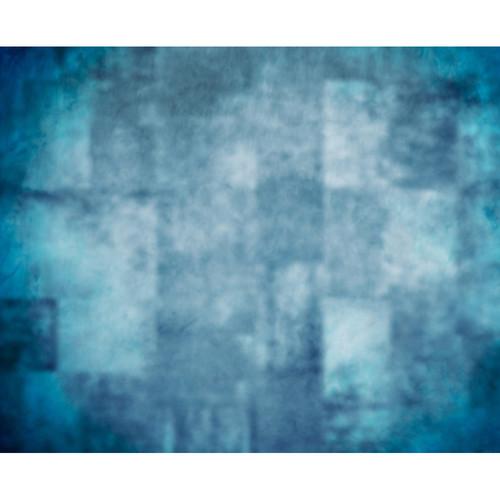 Click Props Backdrops Fine Art Aqua Backdrop (8 x 9.8')