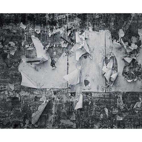 Click Props Backdrops Ripped Poster Wall Backdrop (8 x 9.8')