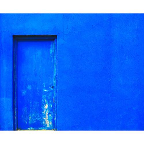 Click Props Backdrops Impact Blue Wall Backdrop (8 x 9.8')