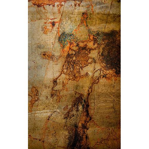 Click Props Backdrops Shades of Rust Backdrop (5 x 8')