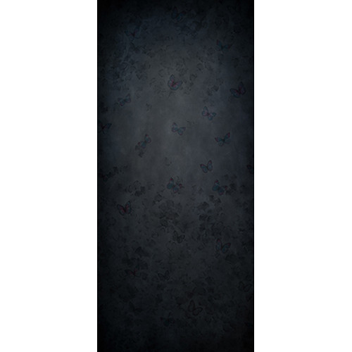 Click Props Backdrops 8.9 x 20' ProFabric Backdrop (Butterfly Blues)