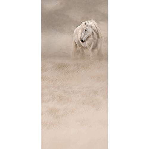 Click Props Backdrops 8.9 x 20' ProFabric Backdrop (Cream Horse)