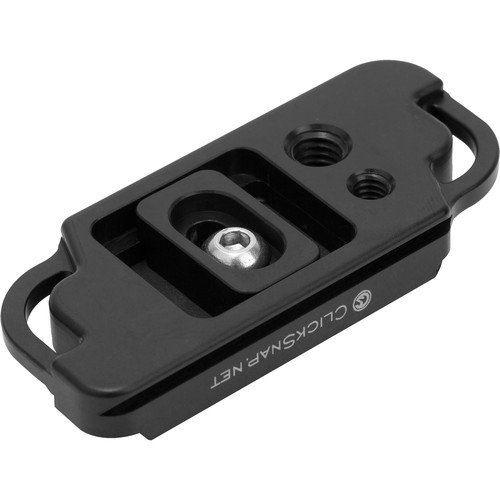 ClickSnap Recon Camera Plate for Arca-Type Tripod Heads