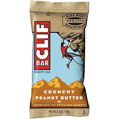 Clif Bar Energy Bars (Crunchy Peanut Butter, 12-Pack)