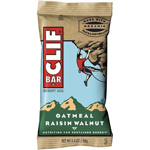 Clif Bar Energy Bars (Oatmeal Raisin Walnut, 12-Pack)