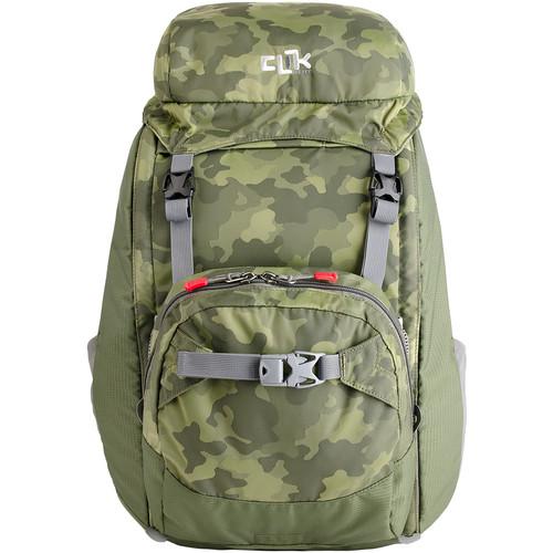 Clik Elite Escape 2.0 Backpack (Camo)