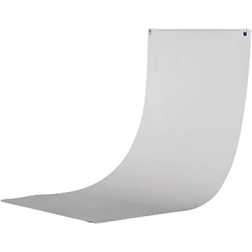 Cloud Dome ABS Plastic Background Sheet (White, 4 x 6')