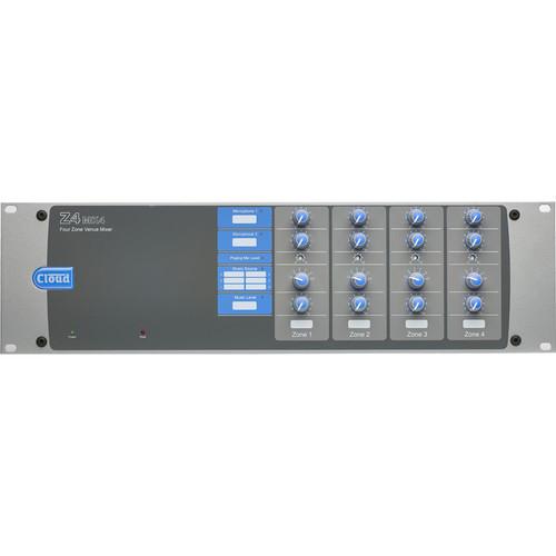 Cloud USA Z4MK4 3 U Rackmountable Audio Mixer