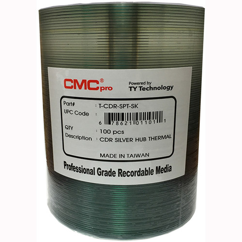 CMC Pro 700MB CD-R Everest 48x Discs (100-Pack)