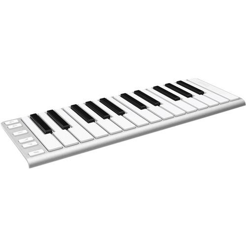 CME Xkey - Mobile MIDI Keyboard (Silver)