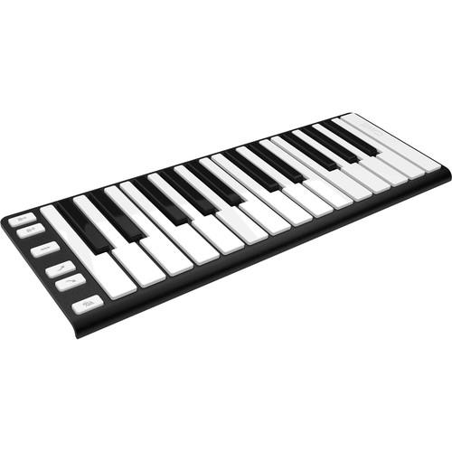 CME Xkey - Mobile MIDI Keyboard (Piano Black)