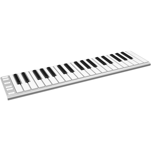 CME Xkey37 LE Mobile MIDI Keyboard (Silver)