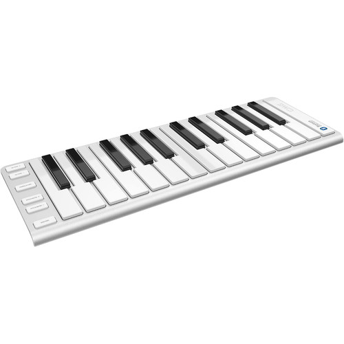 CME Xkey Air 25 Bluetooth Mobile Music Keyboard (Silver)