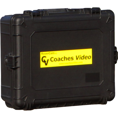 Coaches Video Hard Case for Rover Electronics