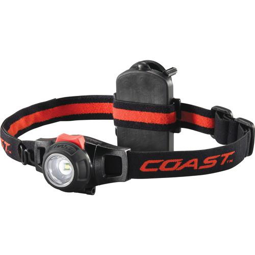 COAST HL7 Pure Beam Focusing LED Headlamp