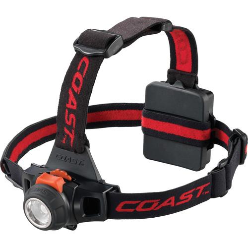 COAST HL27 Pure Beam Focusing LED Headlamp