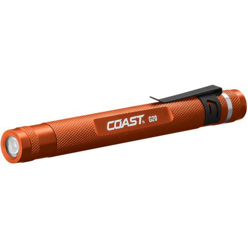 COAST G20 Inspection Beam LED Penlight (Orange)