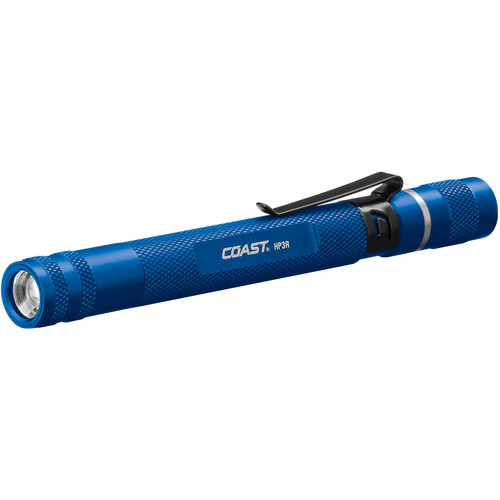 COAST HP3R Universal Focusing Rechargeable LED Penlight (Blue)
