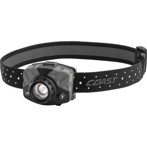 COAST FL78 Dual-Color Pure Beam Focusing LED Headlamp (Clamshell Packaging)