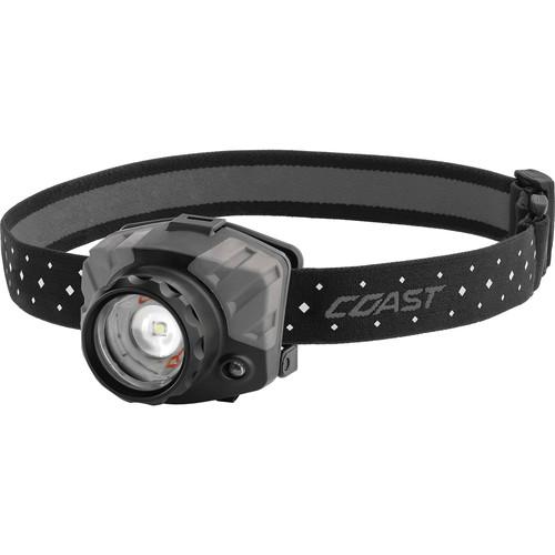 COAST FL88 Dual-Color Pure Beam Focusing LED Headlamp (Clamshell Packaging)