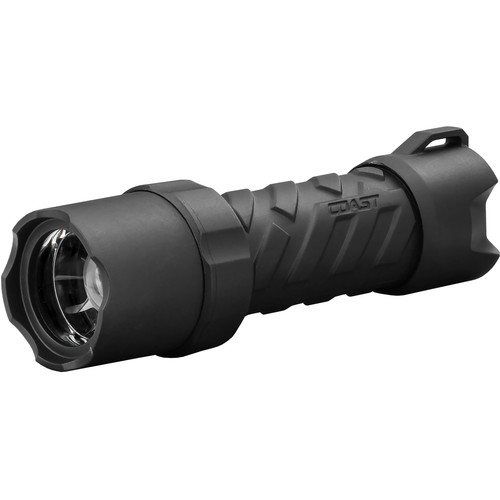 COAST PolySteel 400R Rechargeable LED Flashlight (Clamshell Packaging)