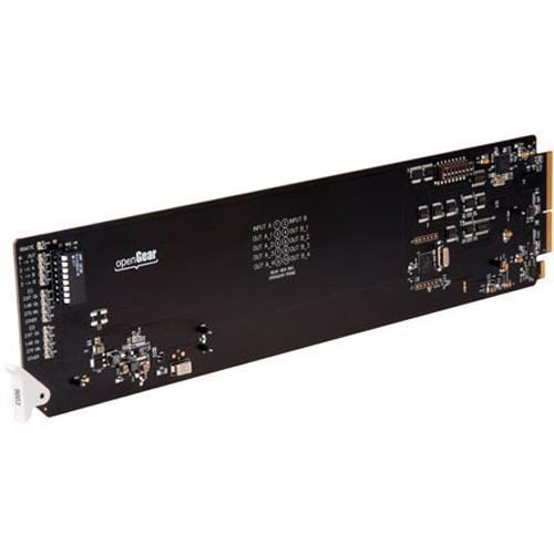 Cobalt 9002 3G/HD/SD Non-Reclocking Distribution Amplifier Card