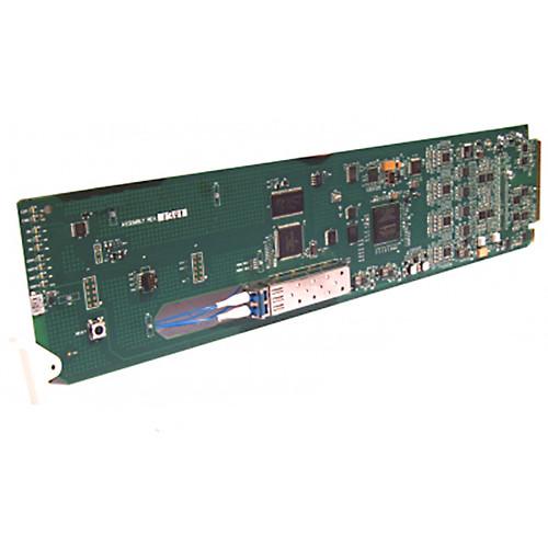 Cobalt 9433-EMDE-ADDA-EO 3G/HD/SD-SDI Fiber-Optic EO Transmitter