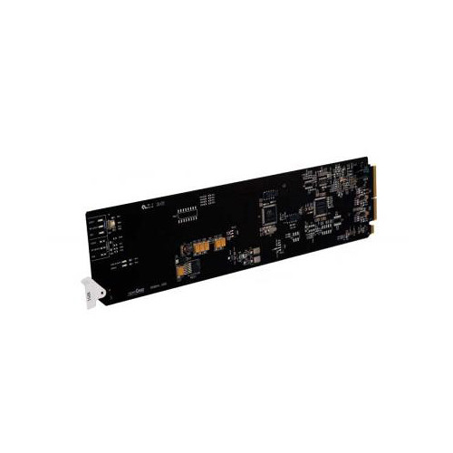 Cobalt Analog Audio Distribution Amplifier Card with Remote Gain Control