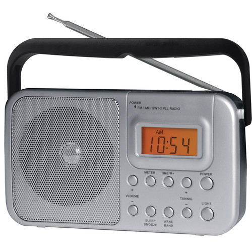 Coby Portable AM/FM Shortwave Radio