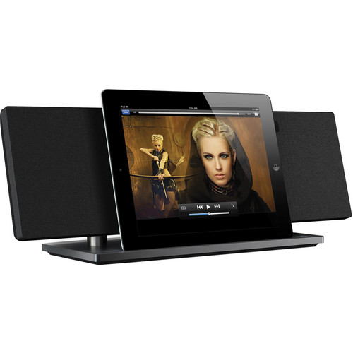 Coby Vitruvian 2 Bluetooth Speaker With Tablet Dock