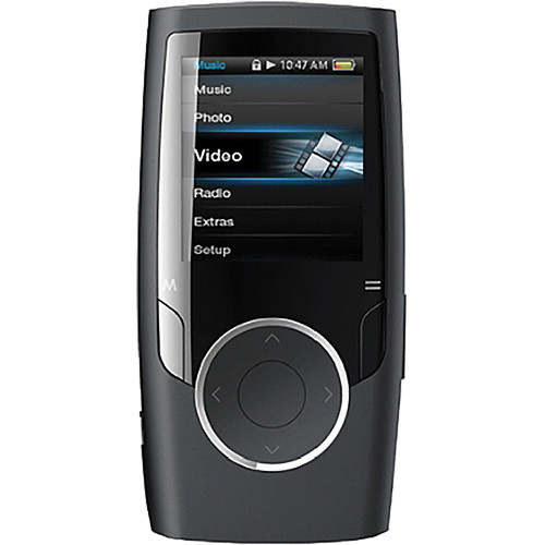 "Coby 8GB MP601 1.4"" Video MP3 Player"