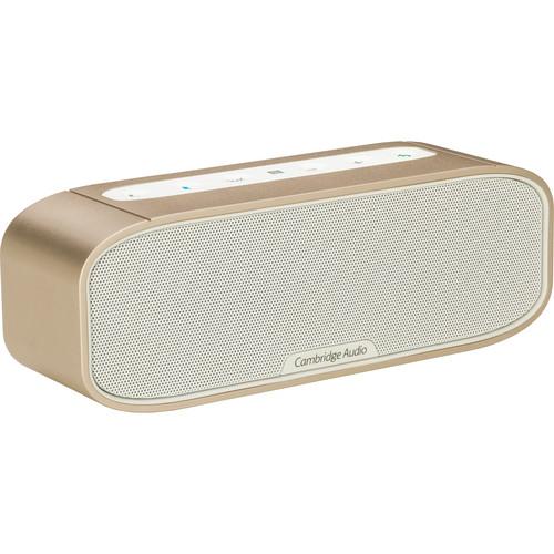 Cambridge Audio G2 Mini Portable Bluetooth Speaker (Champagne)