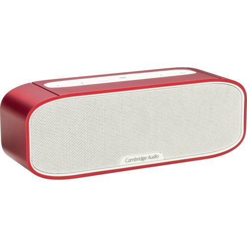 Cambridge Audio G2 Mini Portable Bluetooth Speaker (Red)