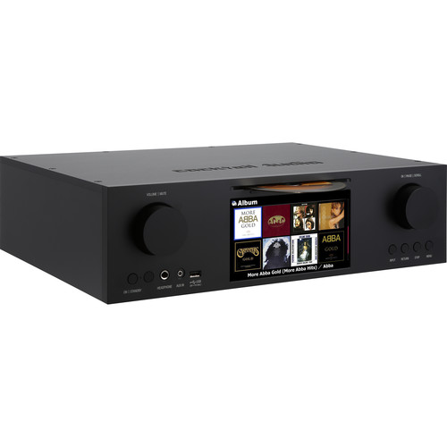 cocktailaudio X45Pro High-End Music Server (Black)