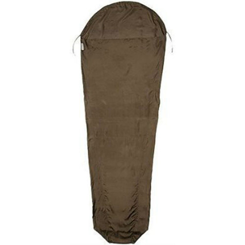 COCOON Silk Travel Sheet (Brown)