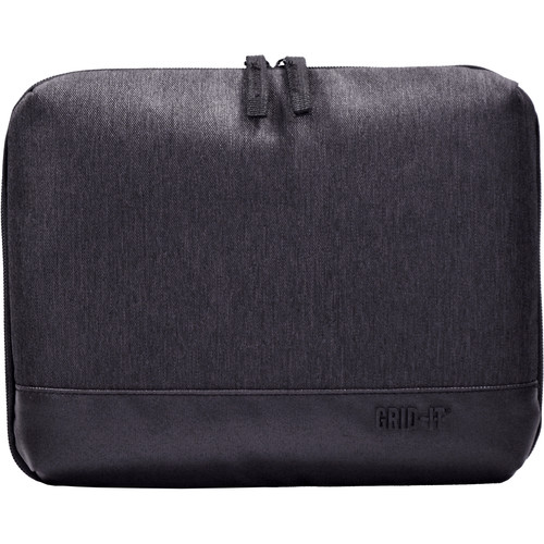 """Cocoon GRID-IT! Uber Sleeve for iPad/Tablet up to 10"""" (Charcoal)"""