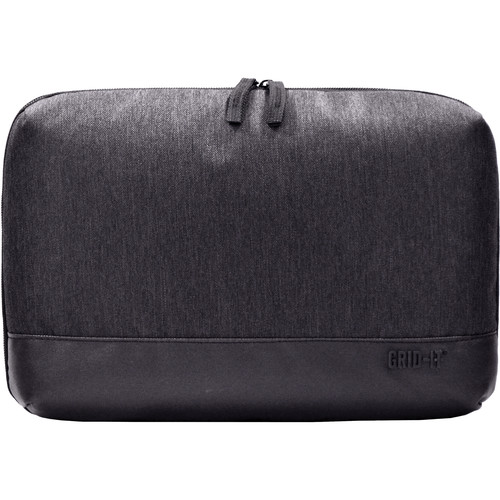 """Cocoon GRID-IT! Uber Sleeve for MacBook Air / Laptop up to 11.6"""" (Charcoal)"""