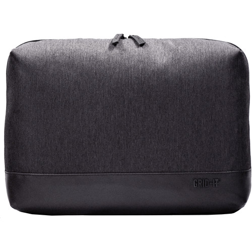 "Cocoon GRID-IT! Uber Sleeve for MacBook/Laptop up to 13.3"" (Charcoal)"