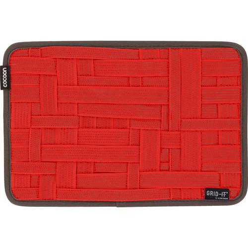 "Cocoon GRID-IT! Organizer (Medium, 12 x 8"", Racing Red)"