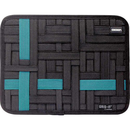 "Cocoon GRID-IT! Tablet Sleeve and Organizer for 9-11"" Tablets"