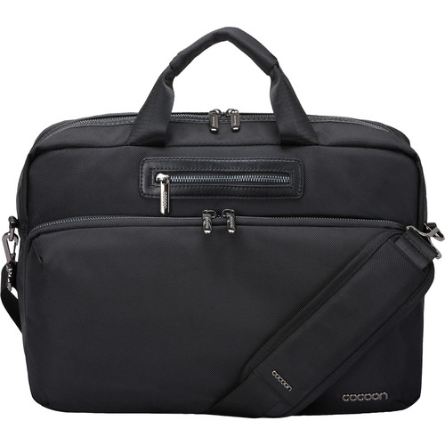 "Cocoon GRID-IT! Buena Vista Brief for MacBook/Laptop up to 16"" (Black)"
