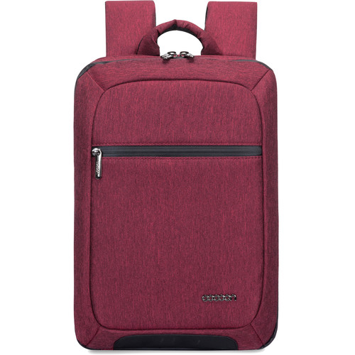 """Cocoon Slim Backpack for Laptop Up to 15.6"""" & Tablet Up to 10"""" (Racing Red)"""