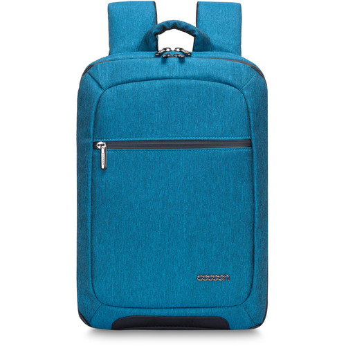 """Cocoon Slim Backpack for Laptop Up to 15.6"""" & Tablet Up to 10"""" (Teal Blue)"""