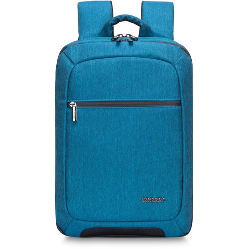 """Cocoon 15.6"""" SLIM Backpack (Teal Blue)"""