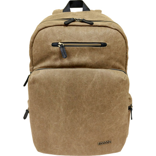 "Cocoon Urban Adventure Backpack for Laptop up to 16"" (Khaki)"