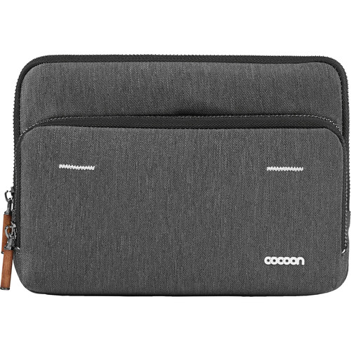 Cocoon Graphite Sleeve with GRID-IT! Organizer for iPad mini with Smart Case