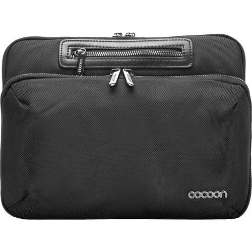 "Cocoon Buena Vista Sleeve for iPad/Tablet Up to 10"" (Black)"
