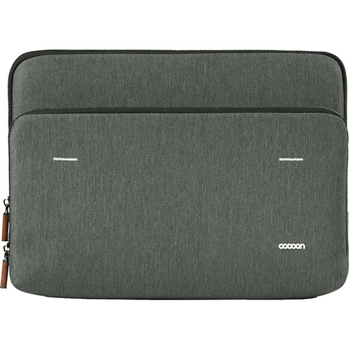 "Cocoon Graphite Sleeve with GRID-IT! Organizer for 11"" MacBook Air"